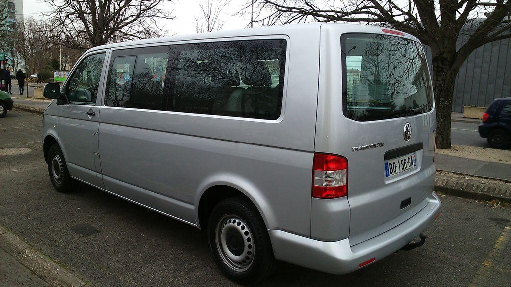 Taxi Bonneuil-sur-Marne: Volkswagen