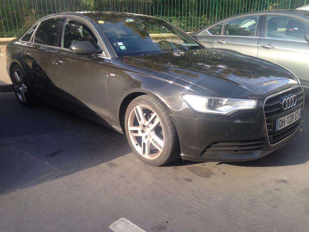 VTC Clichy: Audi