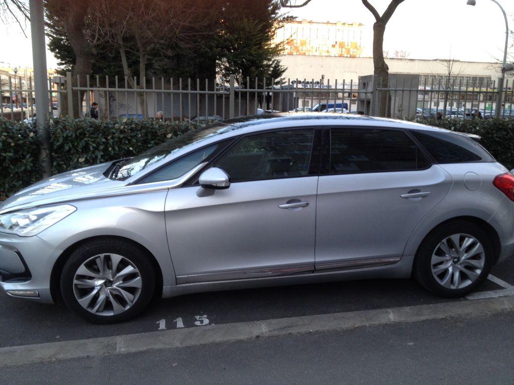 VTC Bondy: Citroën