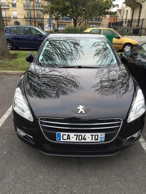 Taxi Garges-lès-Gonesse: Peugeot