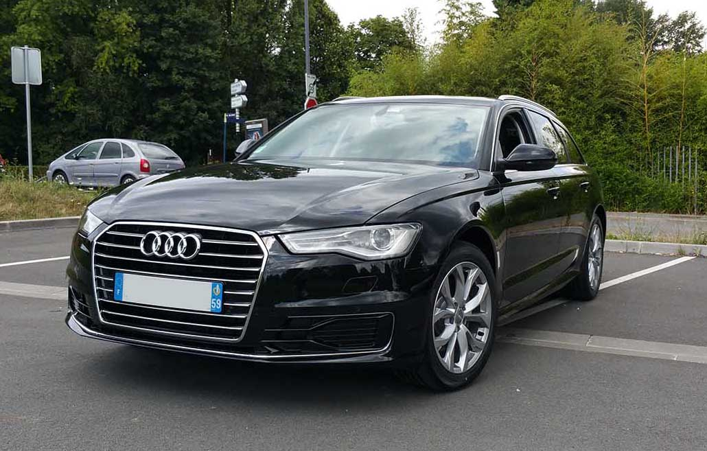 VTC Houplines: Audi