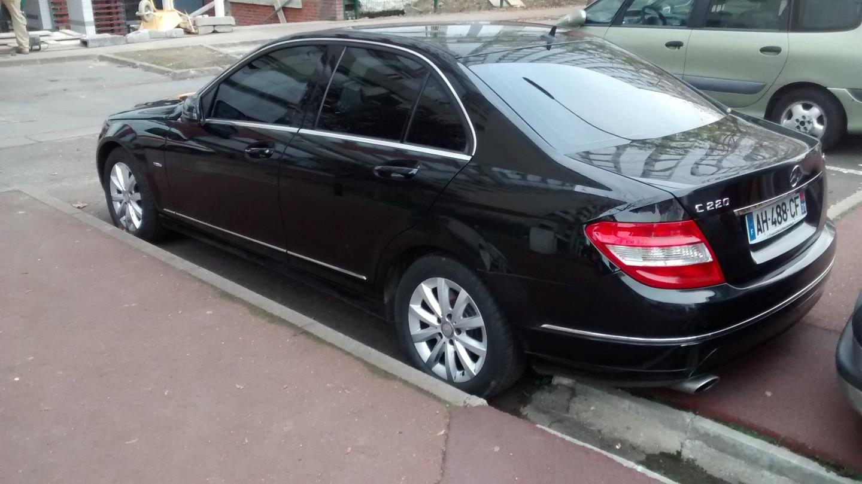 Taxi Asnières-sur-Seine: Mercedes