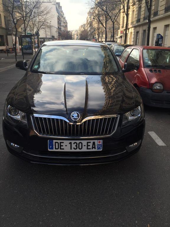 Taxi Asnières-sur-Seine: Skoda
