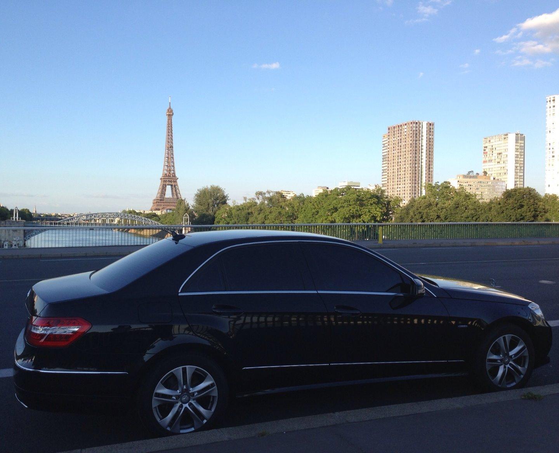 VTC Boulogne-Billancourt: Mercedes