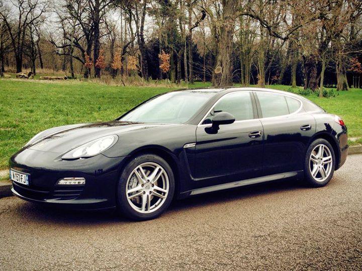 VTC Boulogne-Billancourt: Porsche