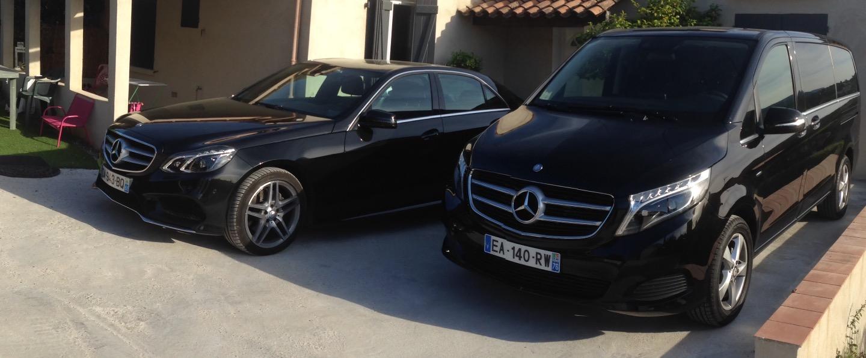 VTC Cogolin: Mercedes