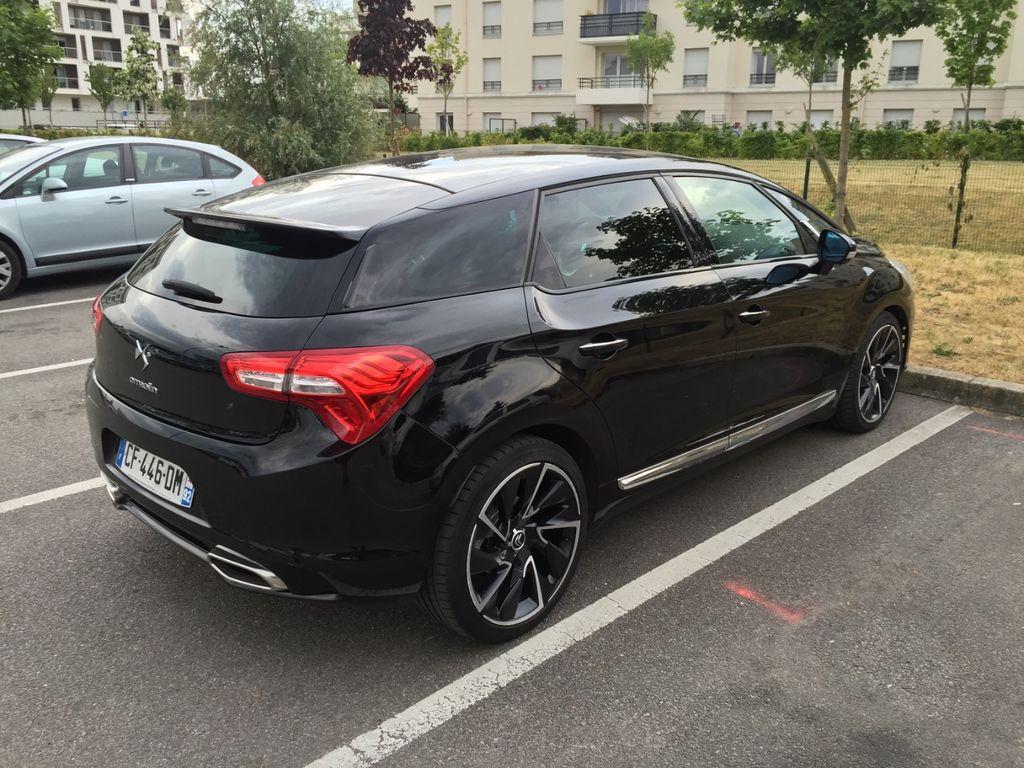VTC Chanteloup-les-Vignes: Citroën