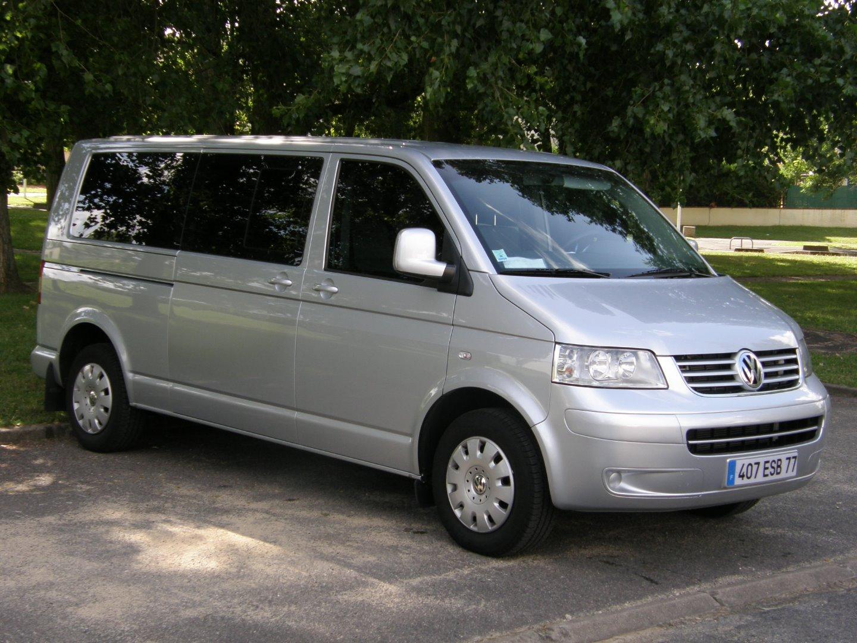 Taxi Croissy-Beaubourg: Volkswagen