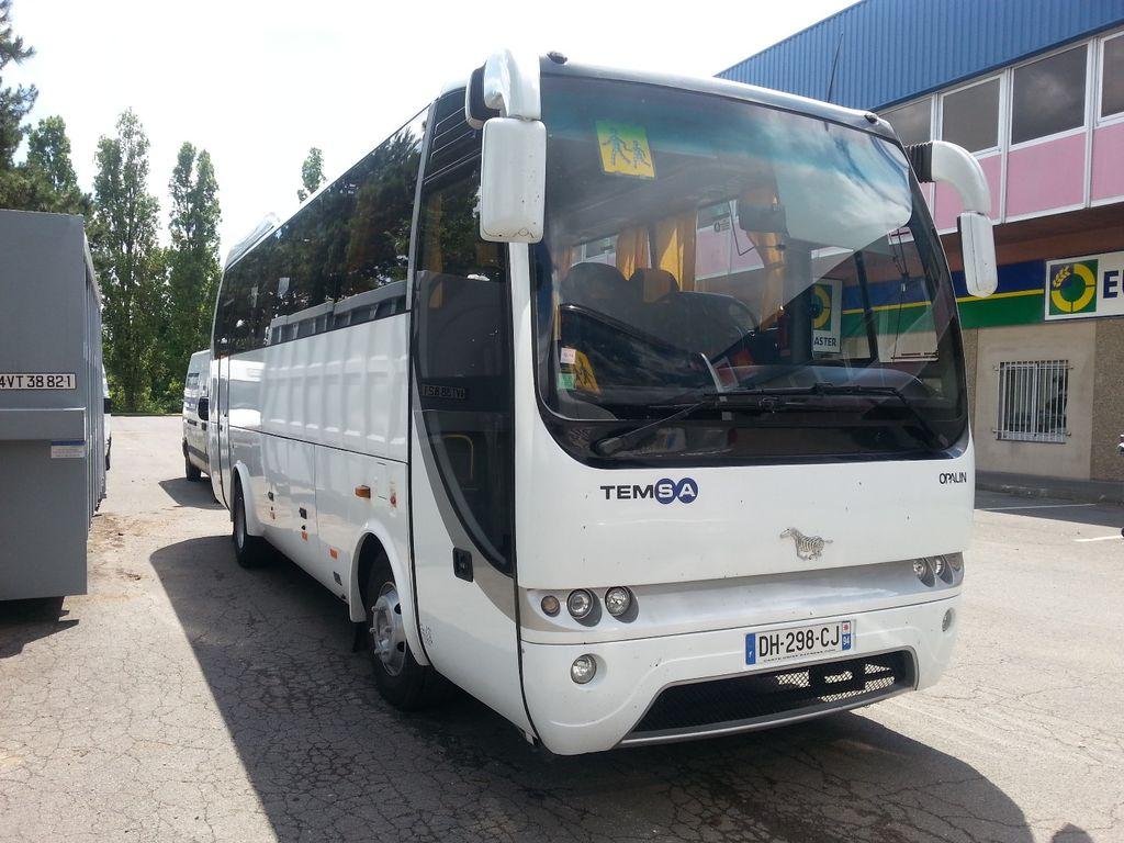 Coach provider Champigny-sur-Marne: Temsa