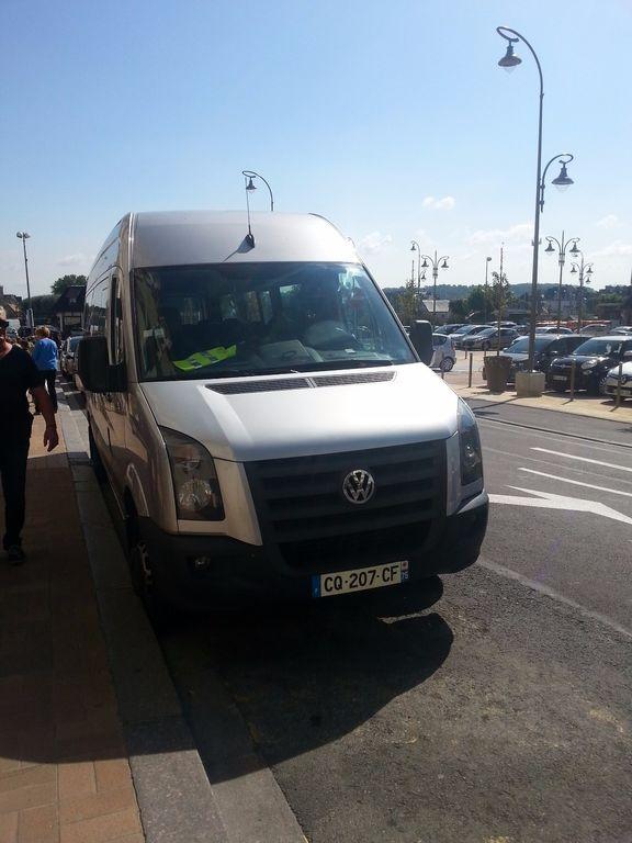Coach provider Champigny-sur-Marne: Volkswagen