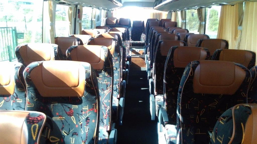 Coach provider Champigny-sur-Marne: King Long