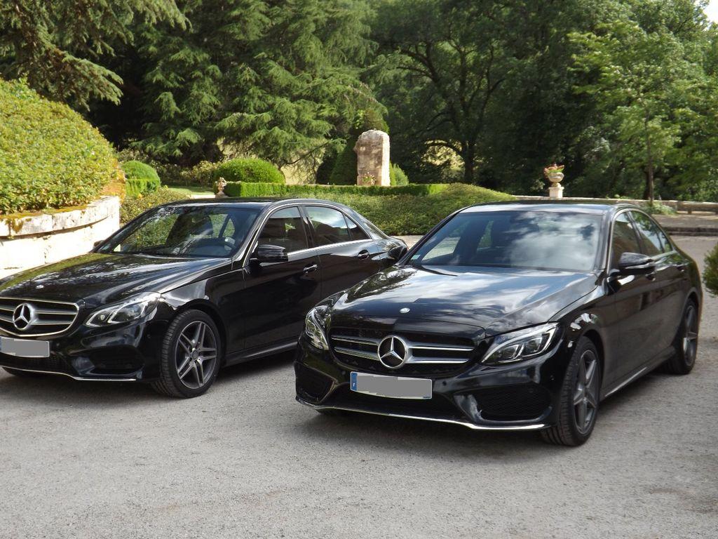 VTC Panazol: Mercedes