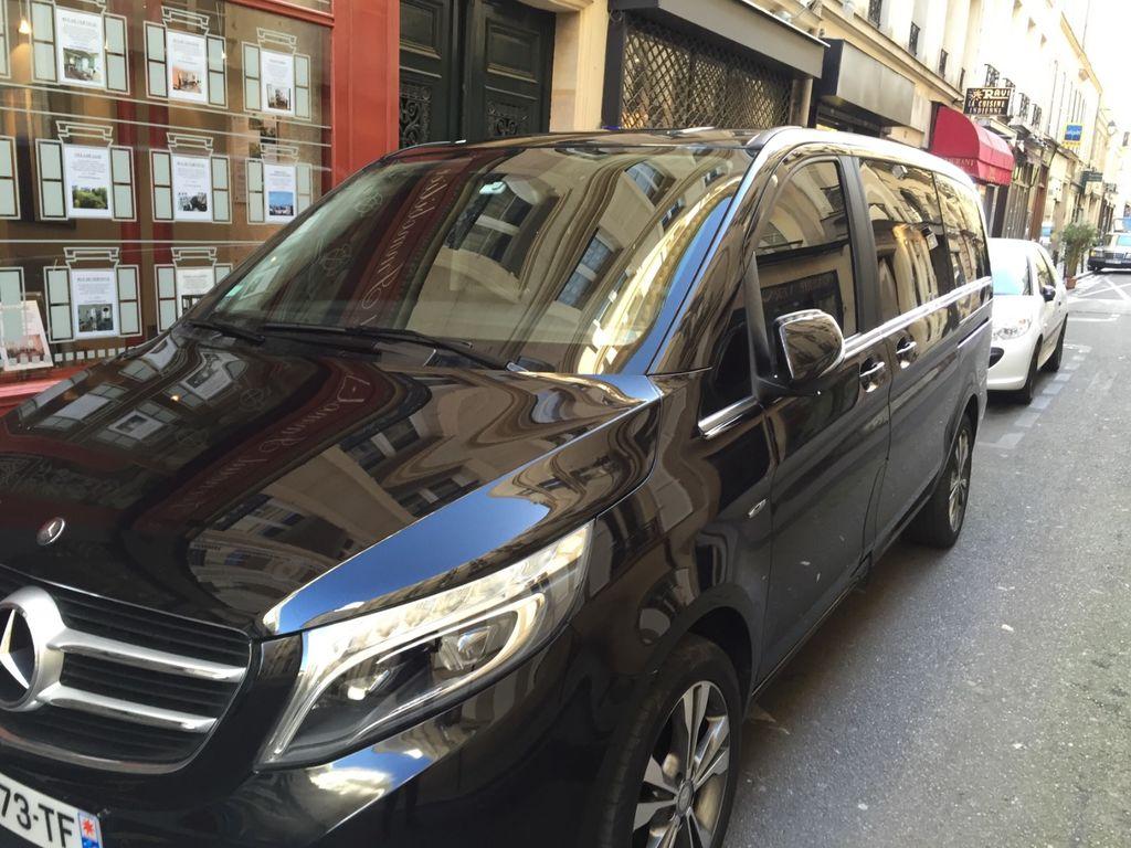 VTC Plaisir: Mercedes