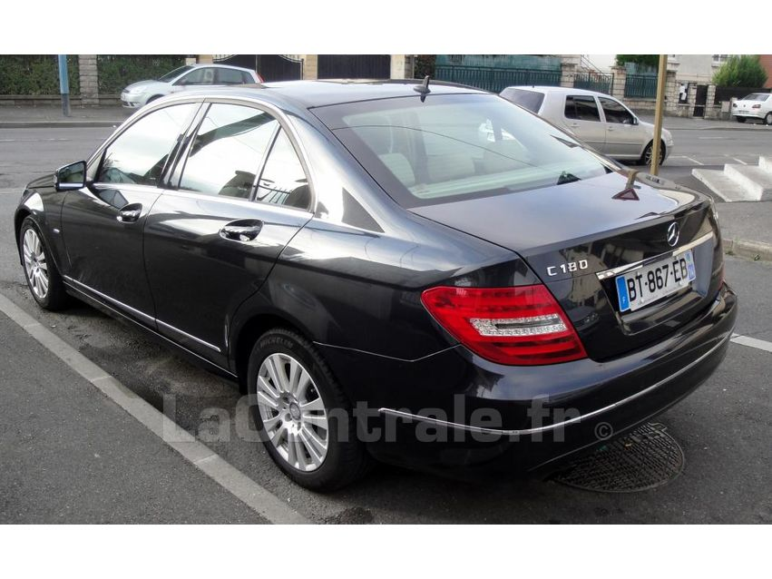 VTC Lagny-sur-Marne: Mercedes