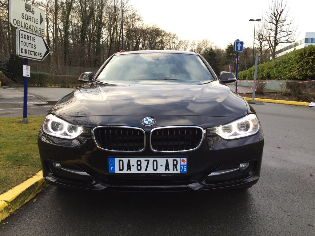 Taxi Les Lilas: BMW