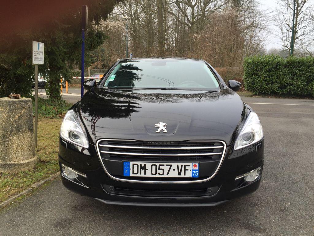 Taxi Les Lilas: Peugeot