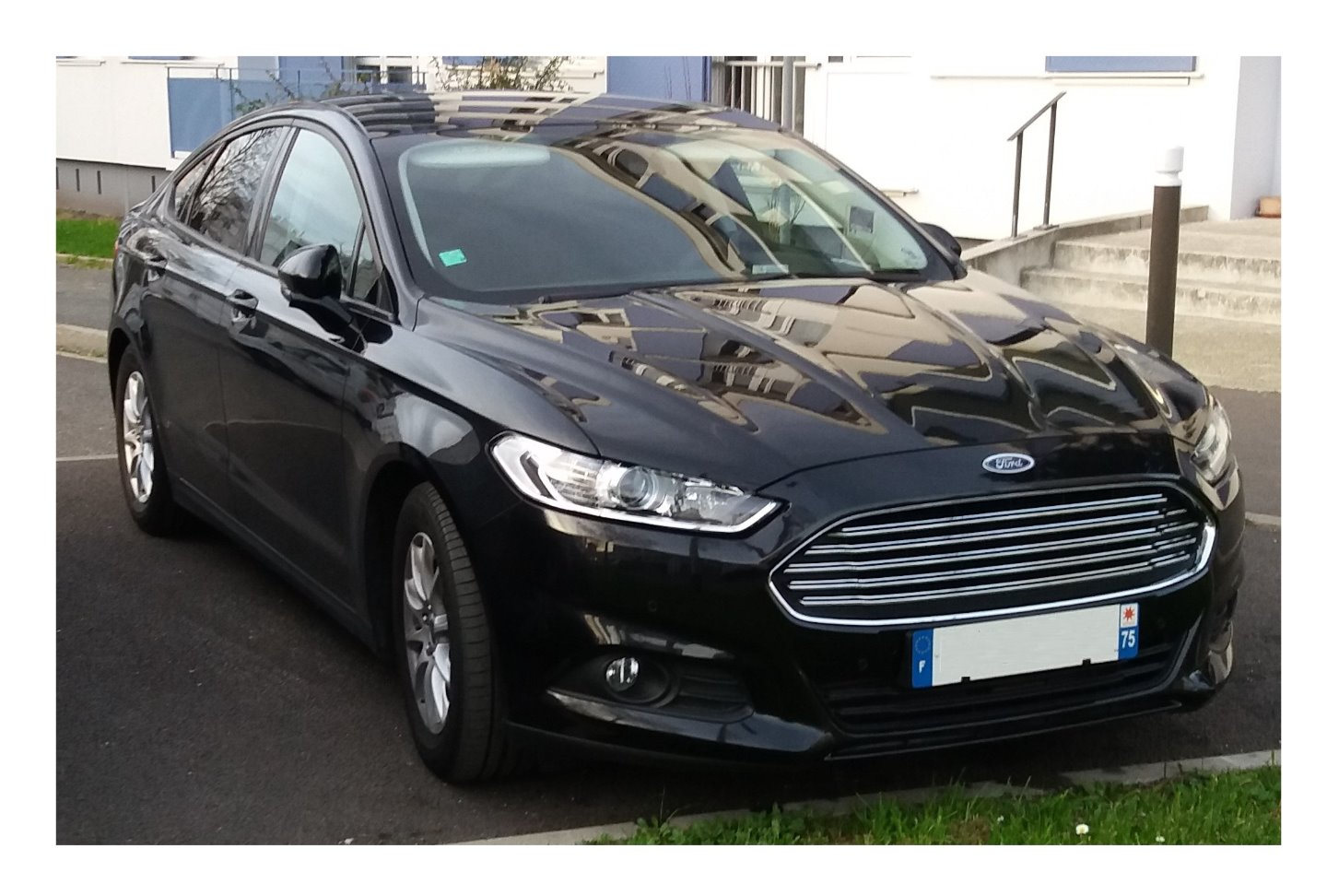 Taxi Rosny-sous-Bois: Ford USA