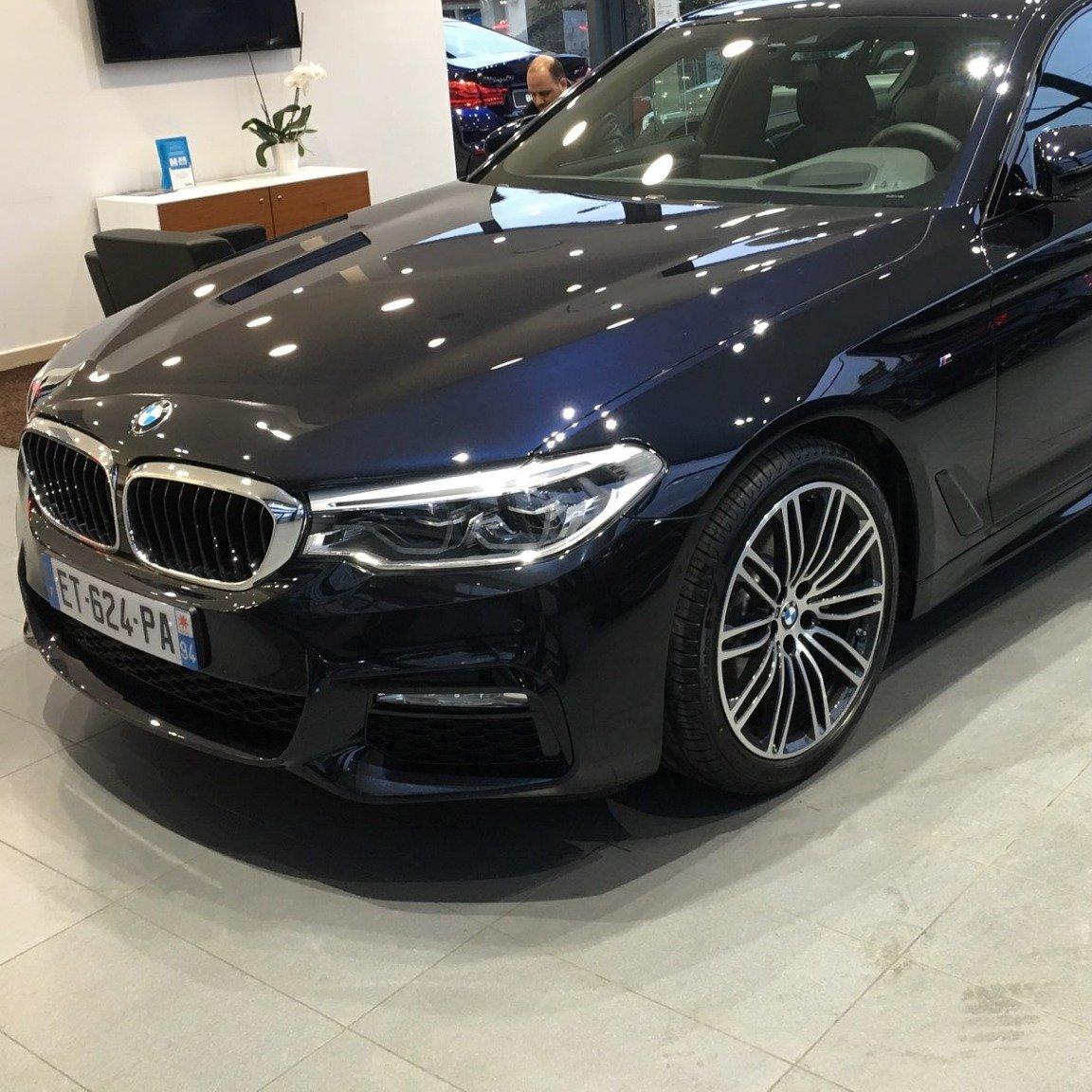 VTC Vitry-sur-Seine: BMW