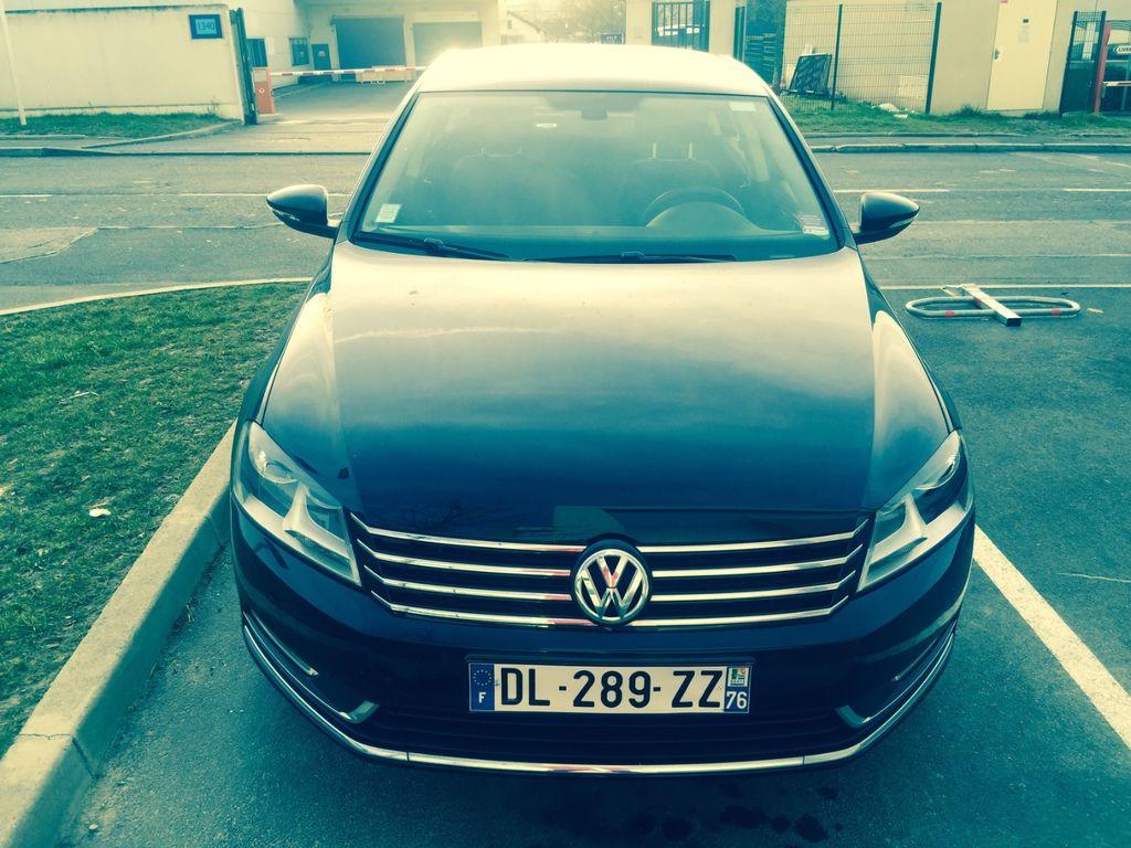 Taxi Créteil: Volkswagen