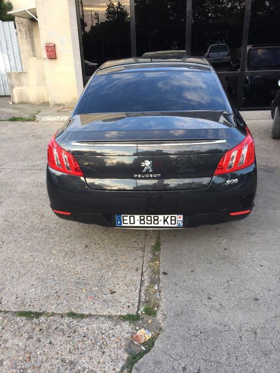 Taxi Créteil: Peugeot