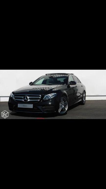Taxi Créteil: Mercedes