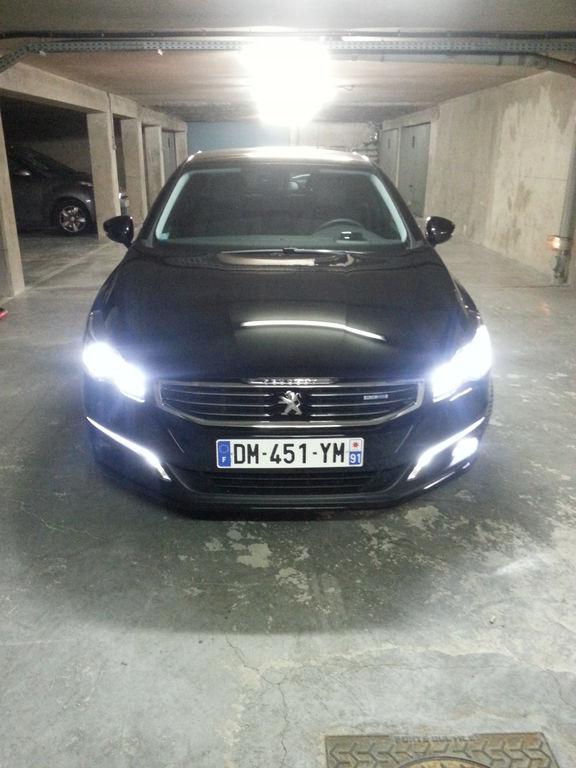 Taxi Vincennes: Peugeot