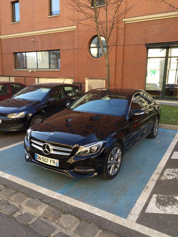 Taxi Vincennes: Mercedes