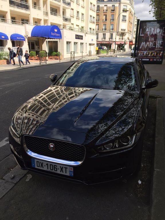 Taxi Vincennes: Jaguar