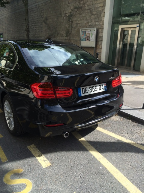 Taxi Goussainville: BMW
