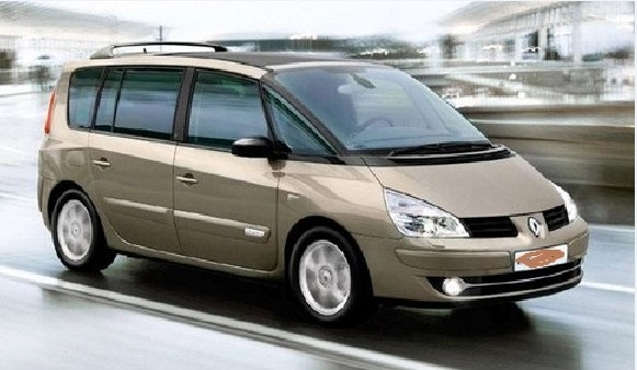 Taxi Briançon: Renault