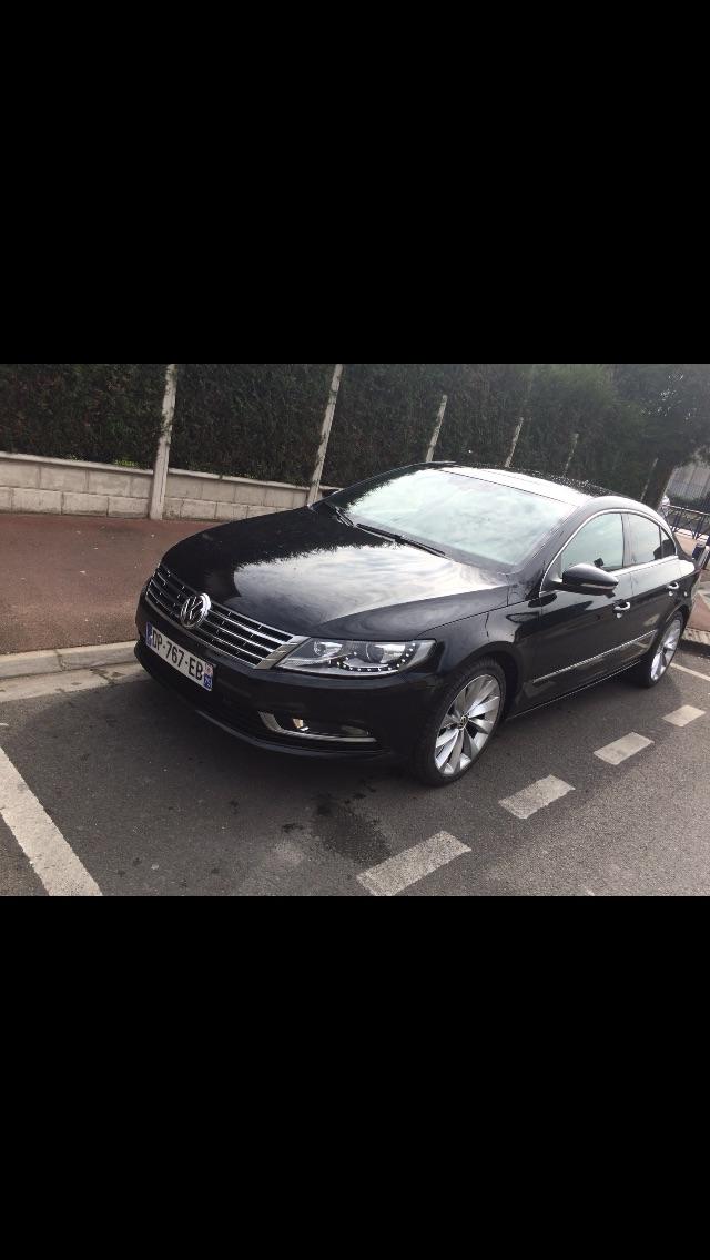 Taxi Drancy: Volkswagen