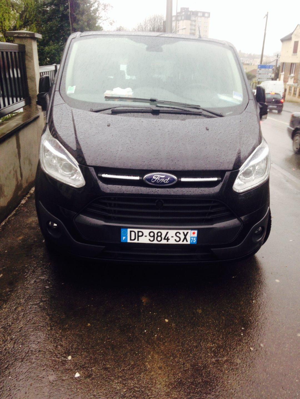 VTC Rosny-sous-Bois: Ford