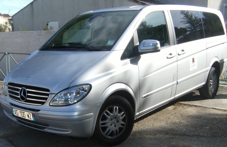 Taxi Juvignac: Mercedes