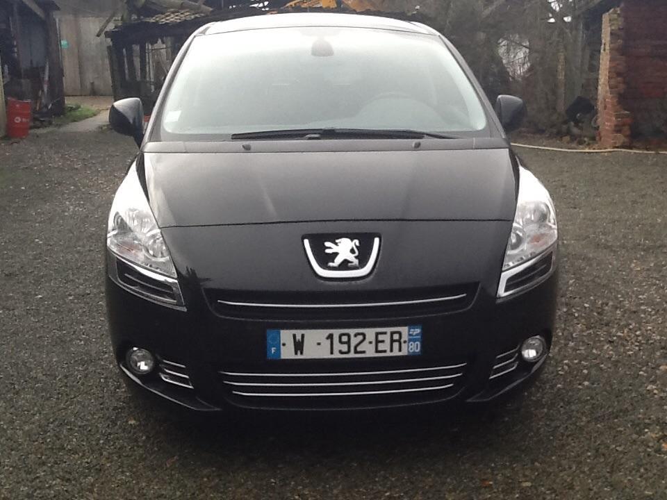 VTC Dargies: Peugeot