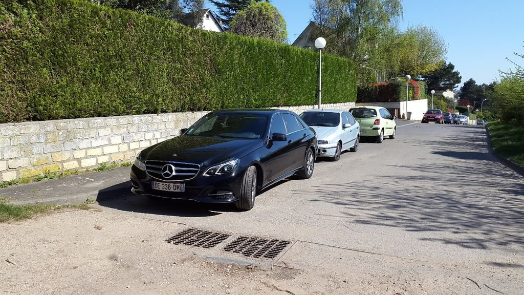 VTC Massy: Mercedes