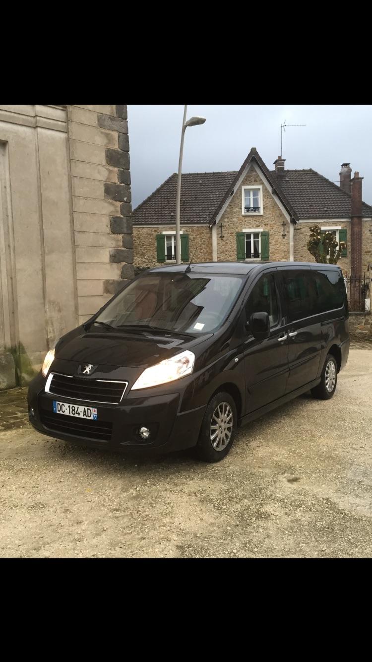 Taxi Saint-Augustin: Peugeot