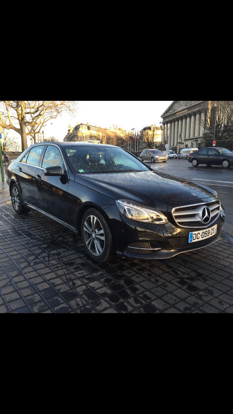 Taxi Saint-Augustin: Mercedes