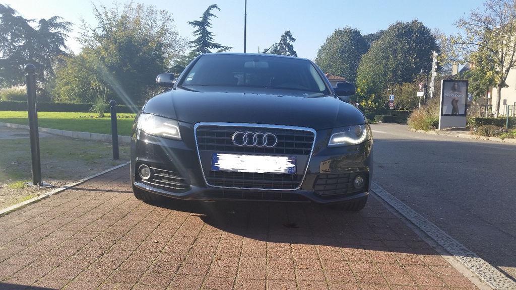 VTC Saint-Priest: Audi