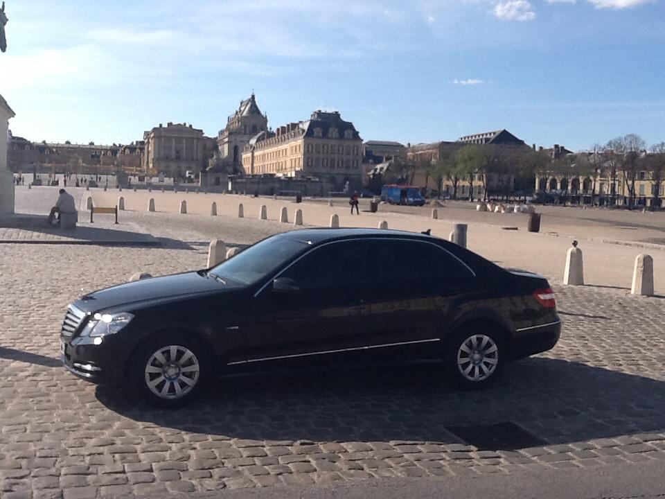VTC Saint-Cyr-l'École: Mercedes
