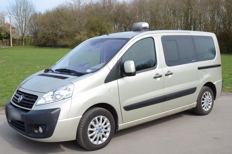 Taxi Bondues: Fiat