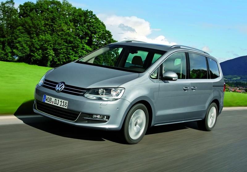 Taxi Massingy: Volkswagen