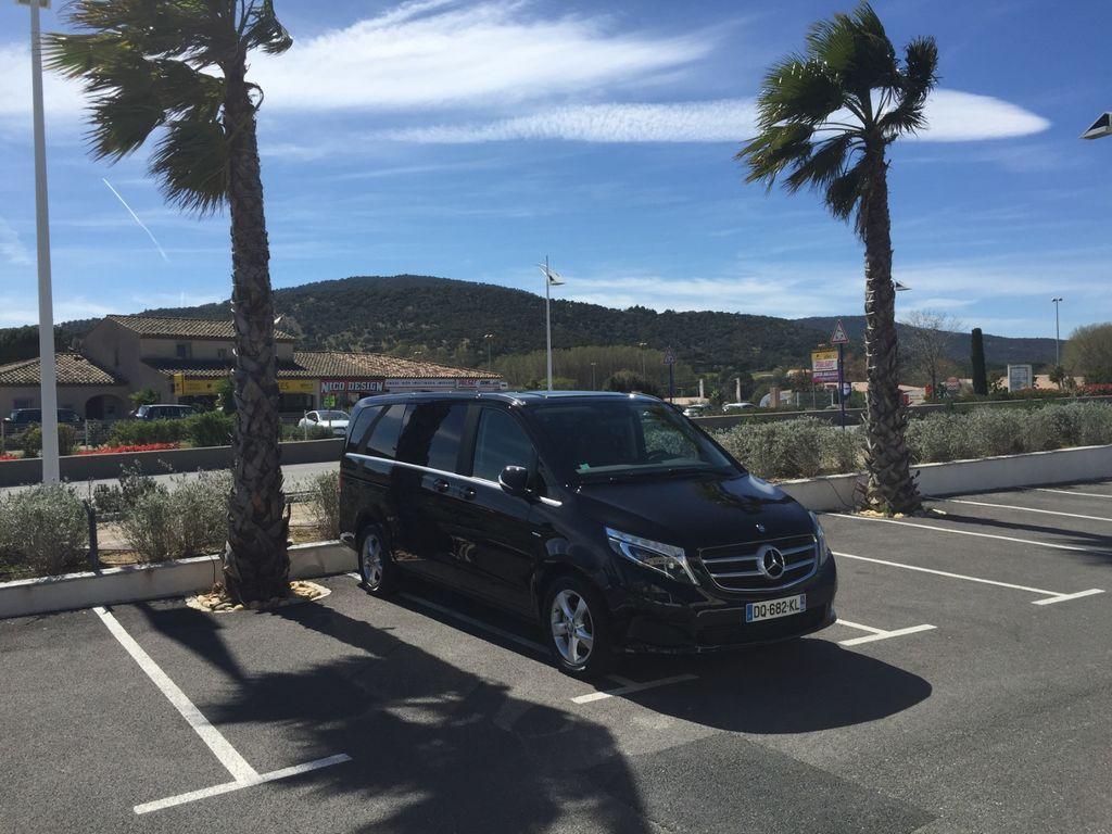 VTC Cavalaire-sur-Mer: Mercedes