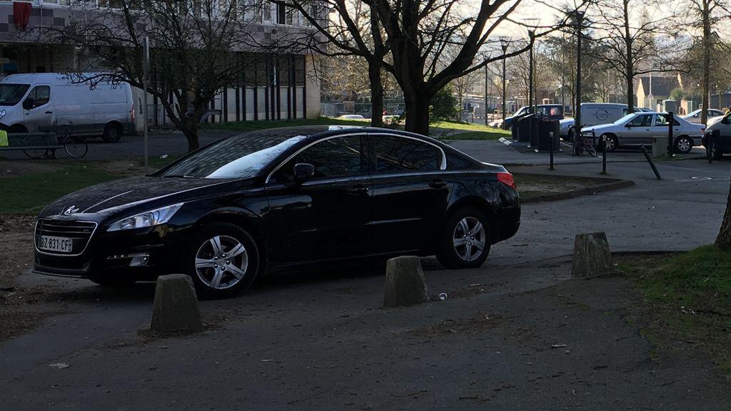 Taxi Nogent-sur-Oise: Peugeot