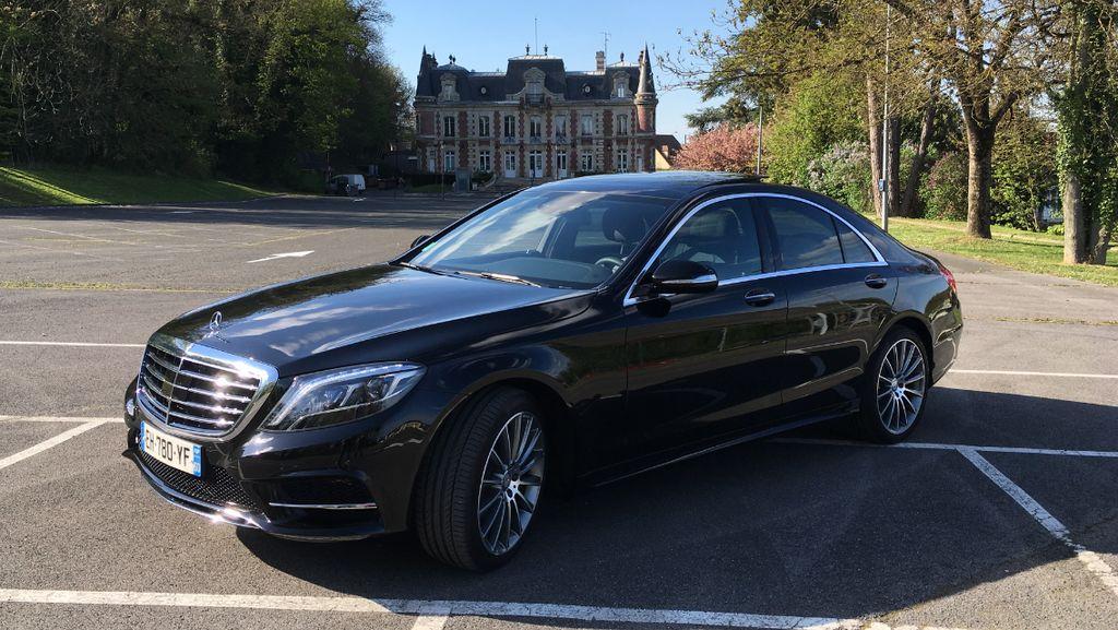 Taxi Nogent-sur-Oise: Mercedes