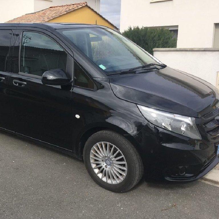 Taxi Saint-Sulpice-et-Cameyrac: Mercedes