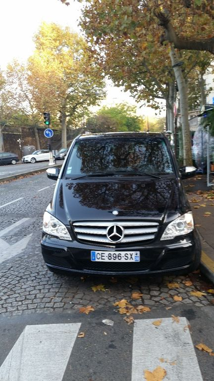 Taxi Étampes: Mercedes