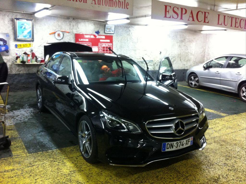 VTC Colombes: Mercedes