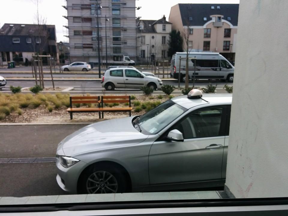 Taxi Le Rheu: BMW