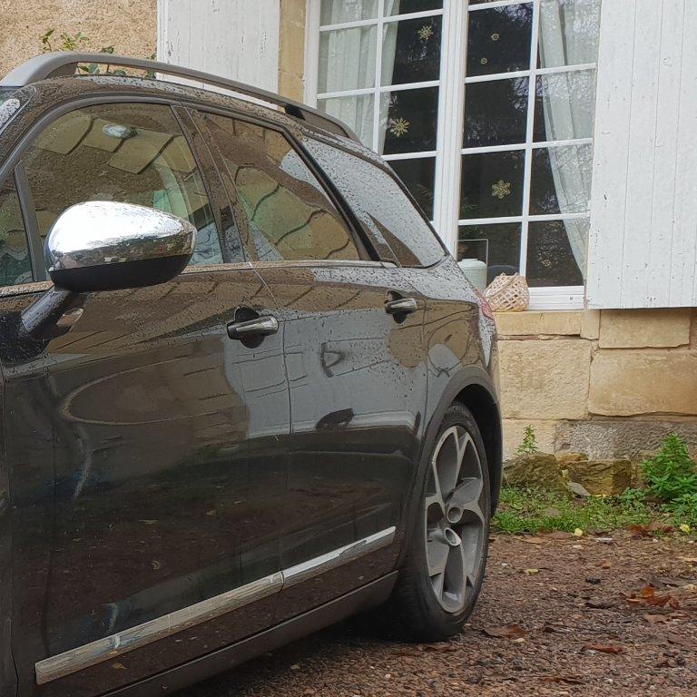 VTC Armes: Citroën
