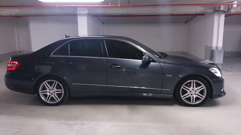 VTC Vélizy-Villacoublay: Mercedes